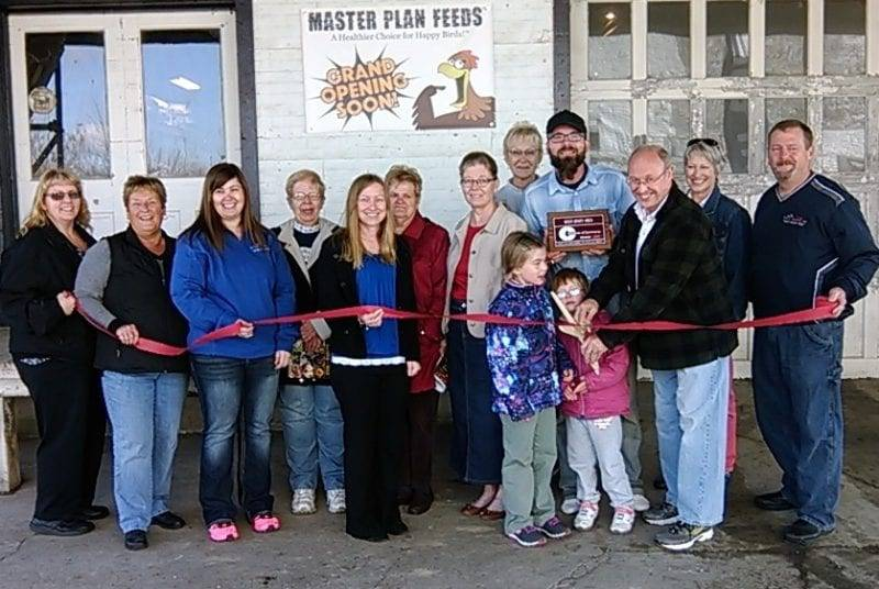 West Unity Area Chamber Welcomes Master Plan Feeds