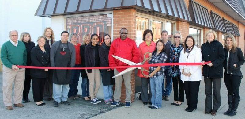 Shannon's Backyard BBQ Officially Open For Business In Wauseon