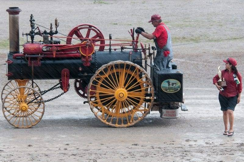 72nd Annual Reunion Of The National Threshers Association This Thursday - Saturday At Fulton County Fairgrounds