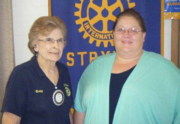 Stryker Rotary Learns Of New Business Coming To Area