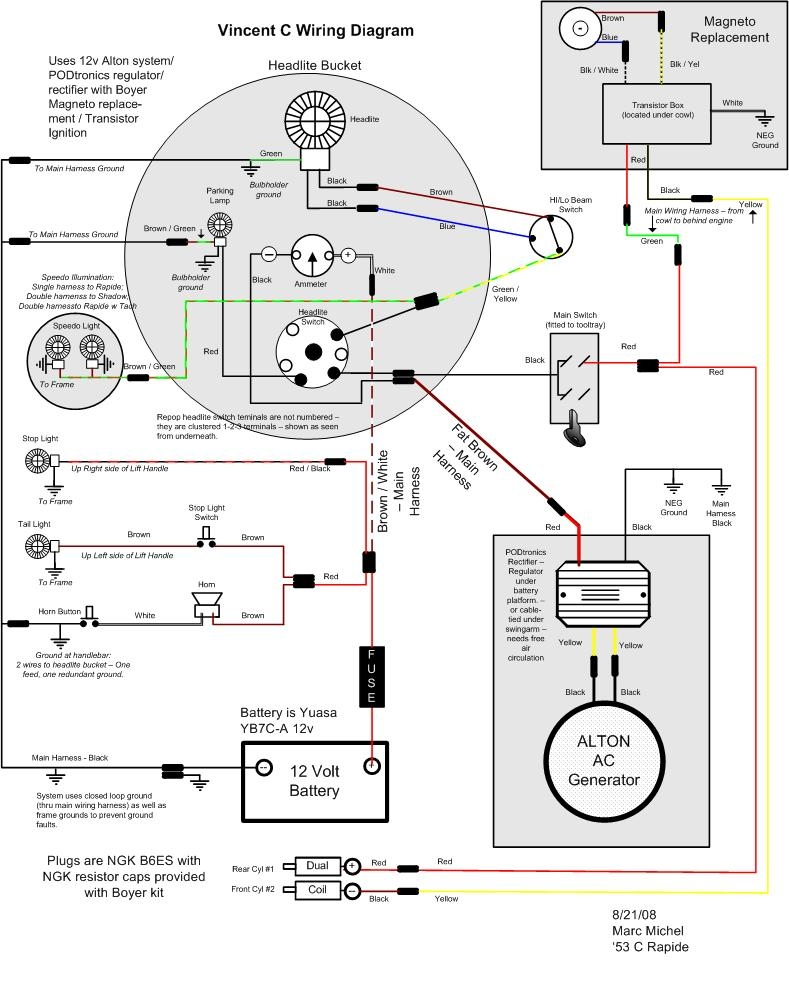 12 Volt Generator Wiring Diagram Index listing of wiring diagrams