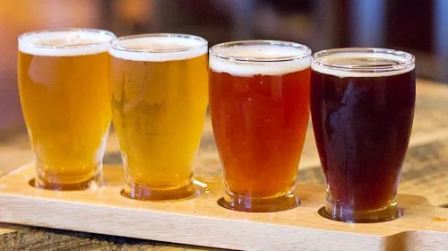 Celebrating National Drink Beer Day in Wine Country