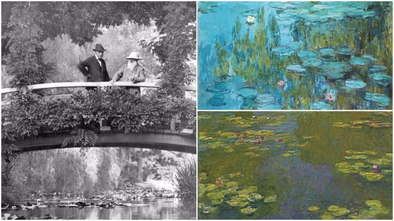 Claude Monet\u0027s cataract surgery might have influenced his later