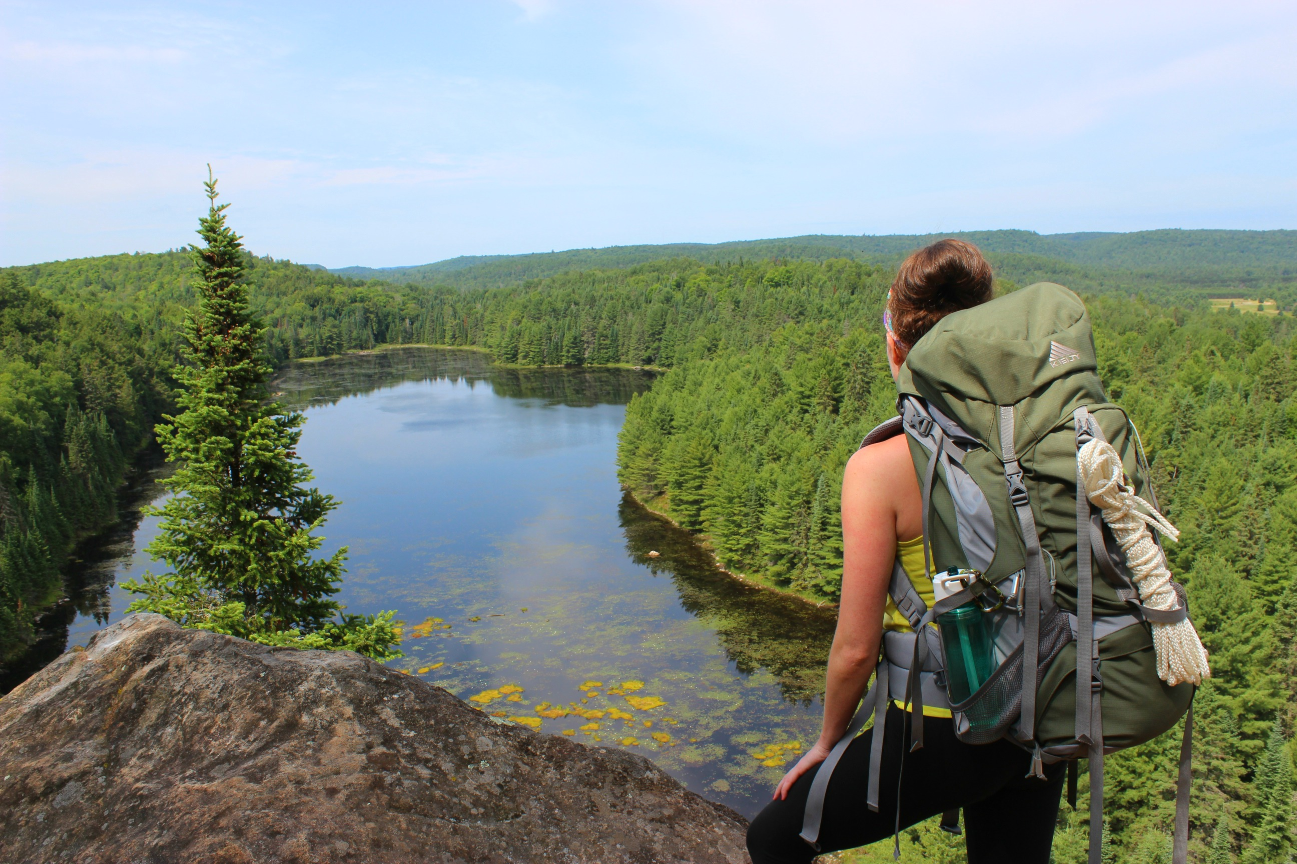 Hiking Backpacks Canada - Crazy Backpacks