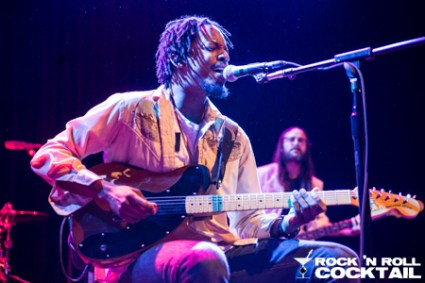 Black Joe Lewis shot by Jason Miller at The Fillmore San Francisco