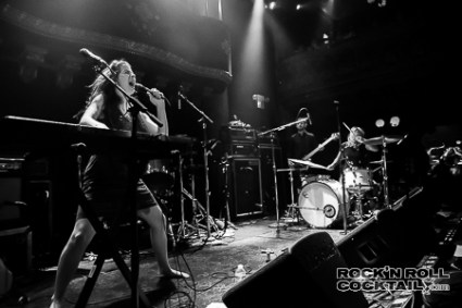 Le Butcherettes Photographed by Jason Miller-6