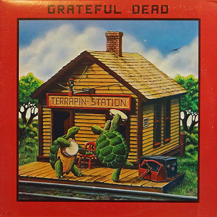 Graded On A Curve Grateful Dead Terrapin Station The