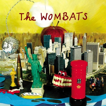 Tvd Radar Debut Ep From The Wombats 10 Quot Vinyl Reissue In
