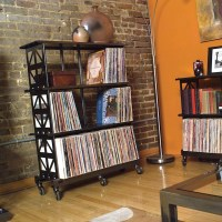Bored of IKEA? 12 alternative ways to store your records ...