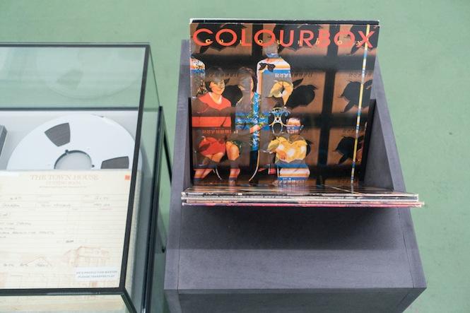 Hear Your Records On Wolfgang Tillmans39 Bespoke Studio
