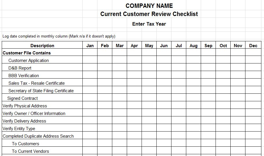 Accounting Checklist Template Ap Accounting Forms And Checklist Templates Ap P2p Network Vitalics Pricing Vitalics