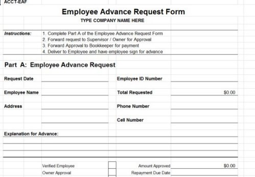 employment requisition form template - Vatozhub-rural