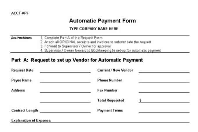 Credit Report Request Form Equifax Internal Control Procedures For Small Business Checklist