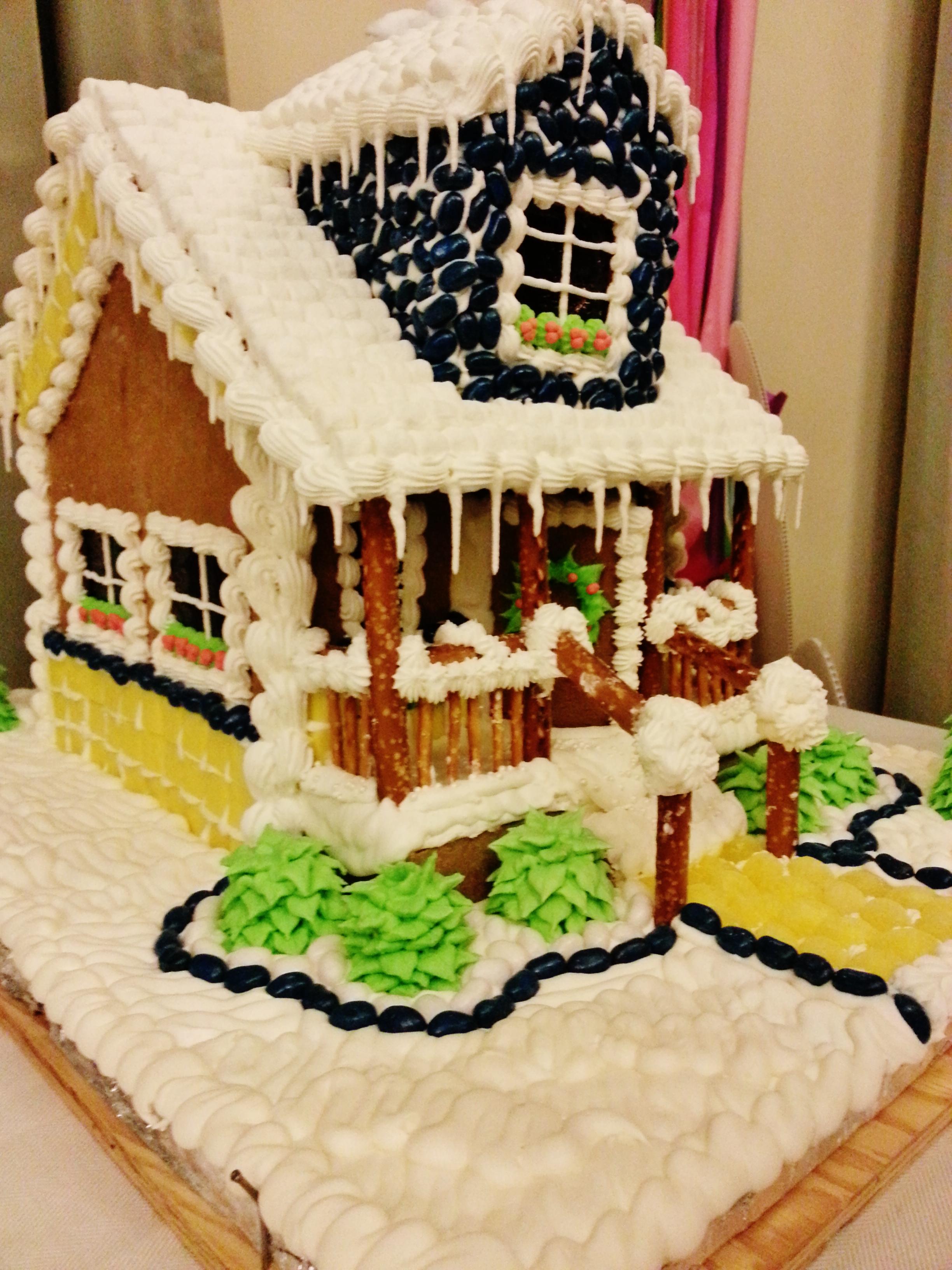 Contemporary Gingerbread House Ideas Gingerbread House Ideas Gingerbread House Ideas Martha Stewart Opia200911gingerbread House Ideas ideas Gingerbread House Ideas