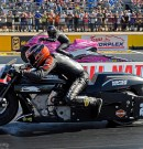 HARLEY-DAVIDSON POWER CARRIES KRAWIEC TO NHRA COUNTDOWN LEAD WITH PRO STOCK MOTORCYCLE WIN IN DALLAS