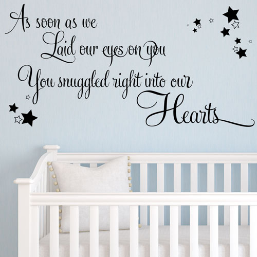 Baby Girl Nursery Removable Wallpaper Dumbo Nursery Wall Decals Quotes Quotesgram