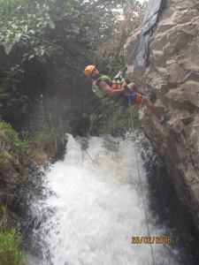 Amazing canyoning in Dalat!