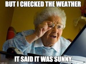 grandma wind