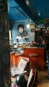 Dylan's Cafe in Old Manali