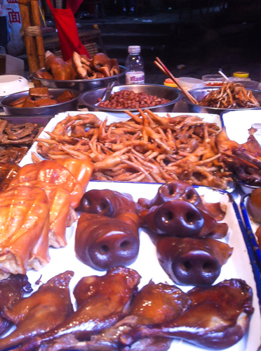 Crazy Chinese Dishes