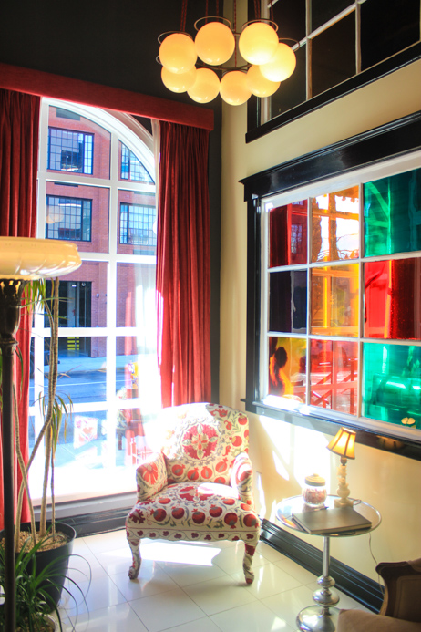 Brooklyn's Hidden Treasure - The Box House Hotel, New York The Wanderlust Bug