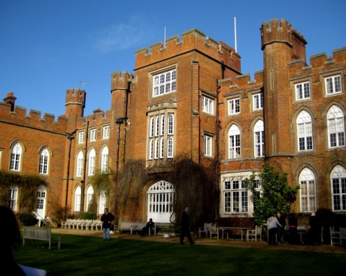 Cumberland Lodge, LSE