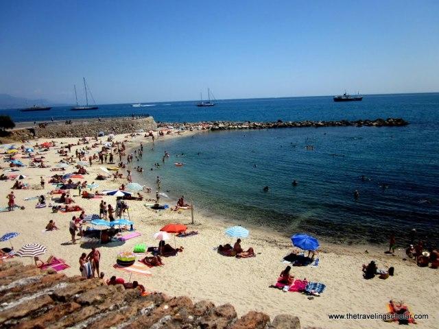 Antibes, French Riviera