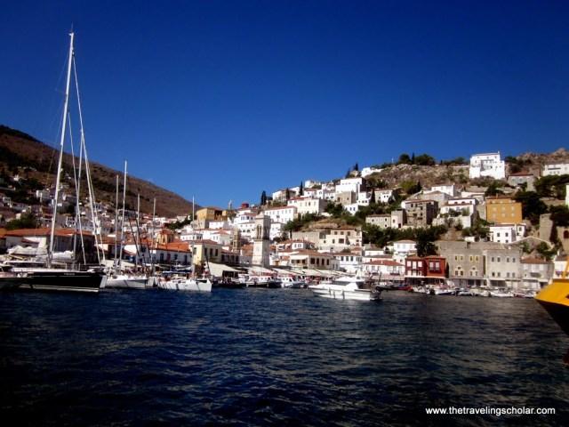 Hydra, Saronic Islands