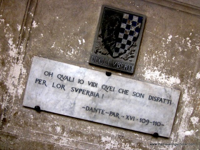 Pnte Vecchio, Tour of Florence, Italy