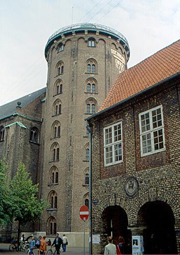 Copenhagen - Round Tower