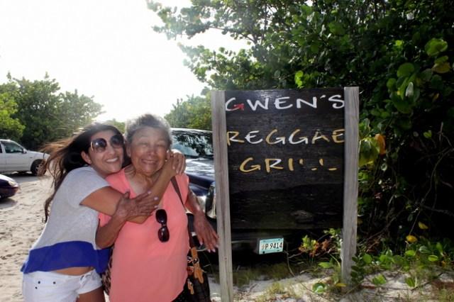 Gwen's Reggae Grill, Anguilla