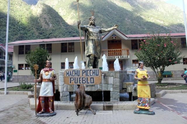 Aguas Calientas, Peru