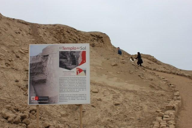 Pachacamac Ruins, Lima