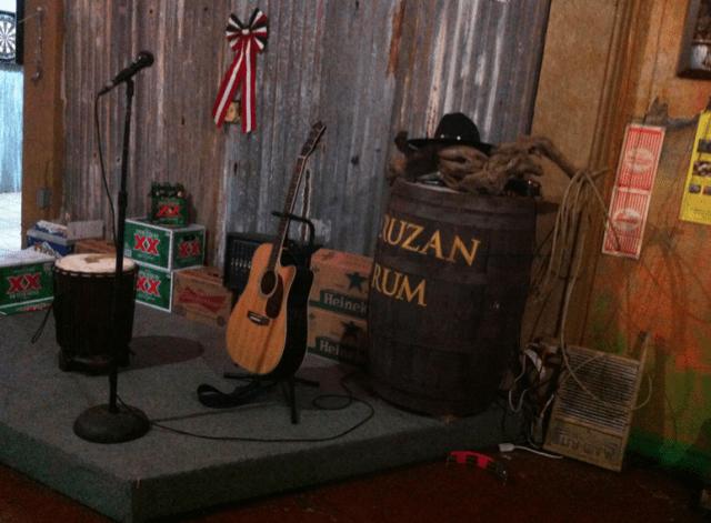 Barefoot Cowboy Lounge, USVI
