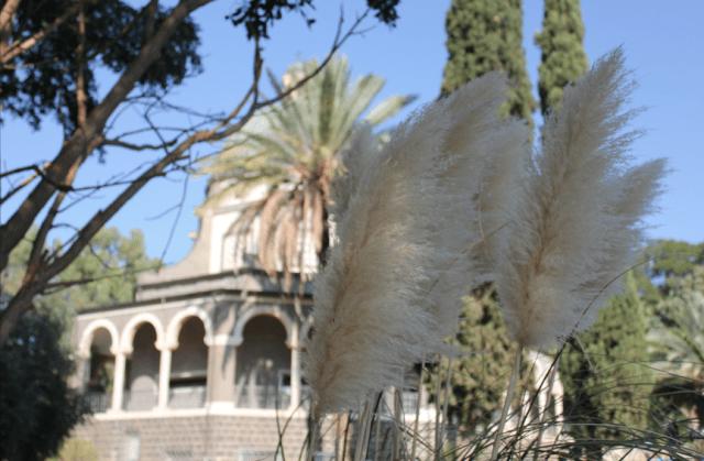 Mt. of Beatitudes, Israel