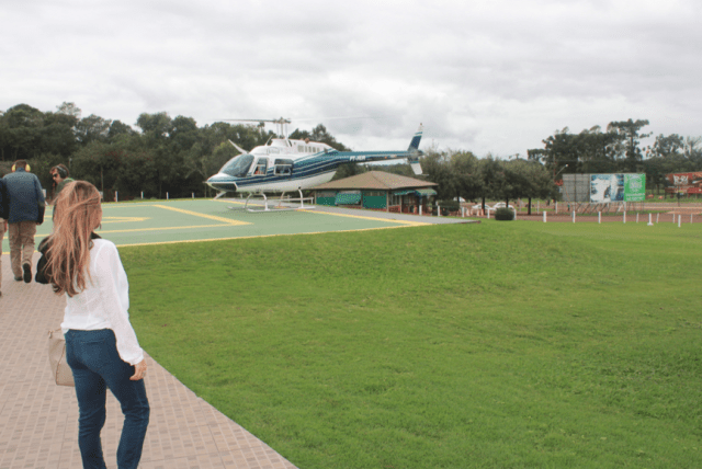 Helicopter Ride with Helisul, Iguassu Falls