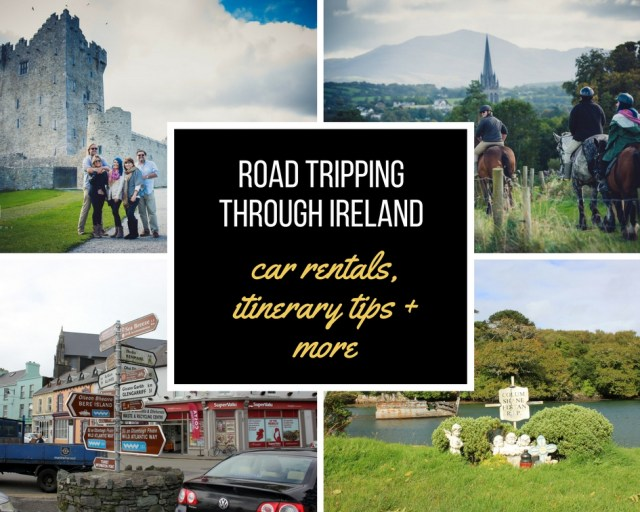 Road Trip through Ireland #europe #travel