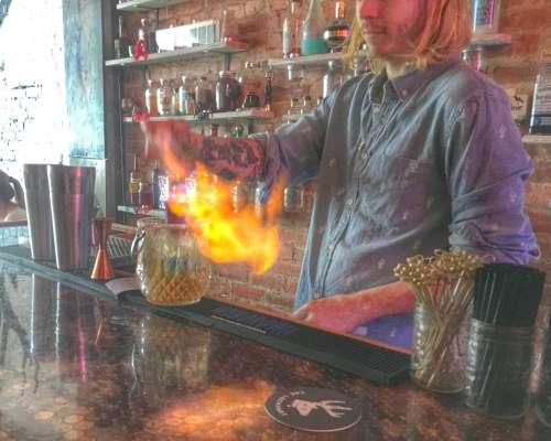 Food and Bar Scene Toronto   The Wanderlust Effect Blog