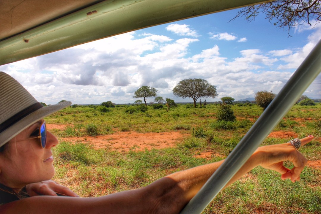 Journey to Africa - The Wanderlust Effect