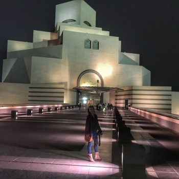 Museum of Islamic Art, Layover in Doha