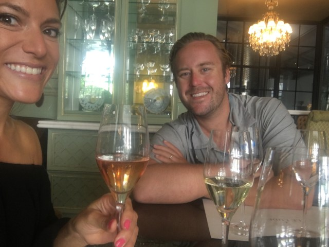 Le Lude MCC, Wine Tasting on the Franschhoek WIne Tram
