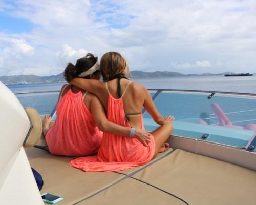 Virgin Motor Yachts at Peter Island, British Virgin Islands