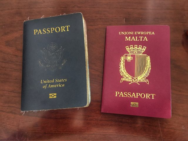 Maltese Passport