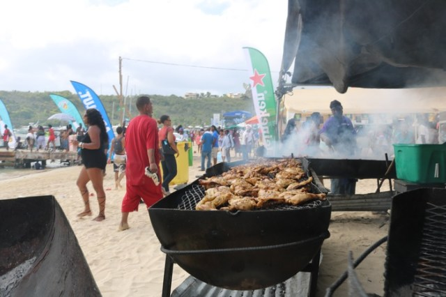 August Monday, Anguilla Carnival