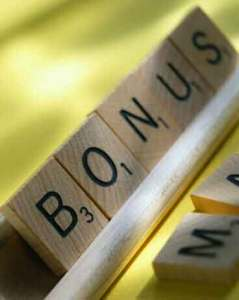 How to spend your bonus wisely ?