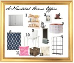 Office Makeover Series Part 1: Home Office Mood Board