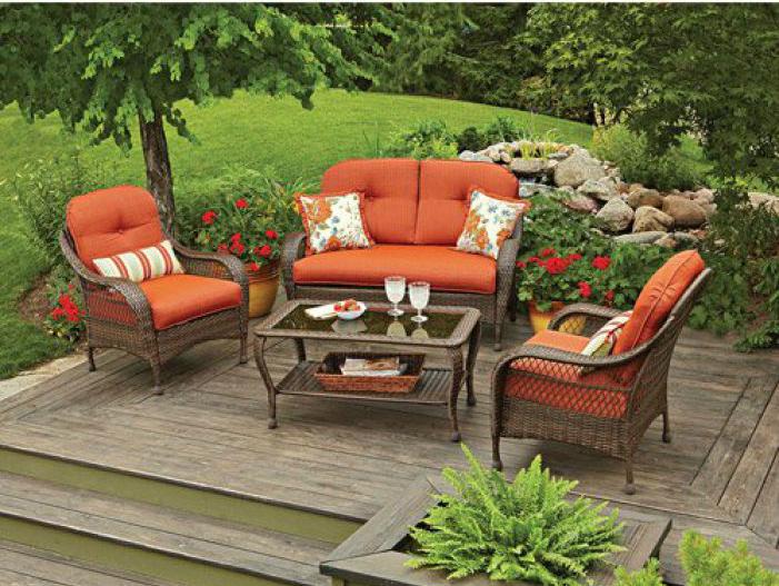Backyard Furniture Sets