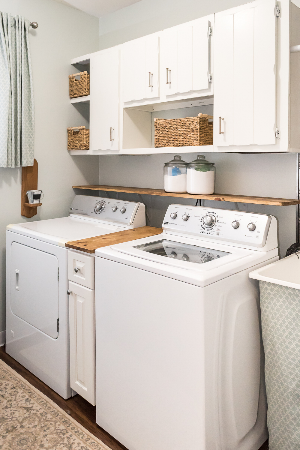This 300 Laundry Room Makeover Will Make Your Jaw Drop