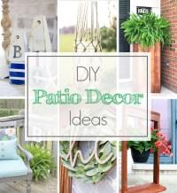Interesting Diy Patio Decor Ideas - Patio Design #328