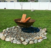 Fire Pit DIY Ideas Anyone Can Make - The Weathered Fox